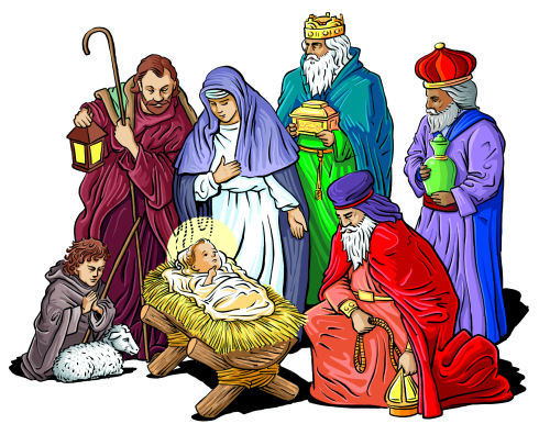 Free-nativity-clipart-public-domain-christmas-clip-art-images
